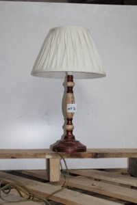 Table Lamp unknown timber